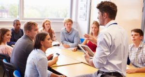 classroom management advice