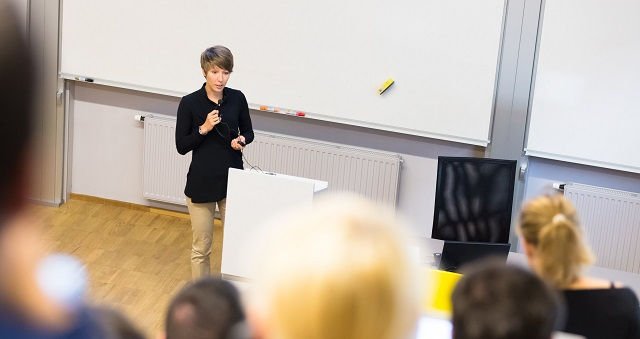 Six Things That Make College Teachers Successful