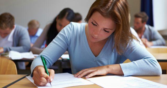 Student-Written Exams Increase Student Involvement