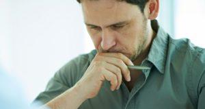 instructor thinking