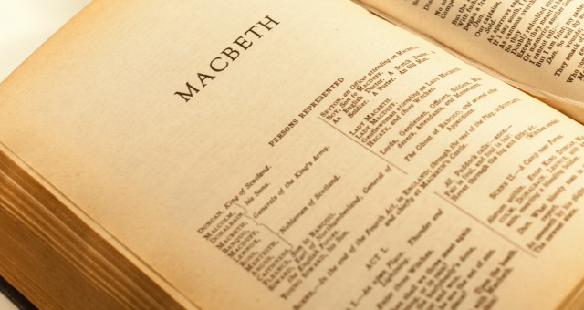 MacBeth text