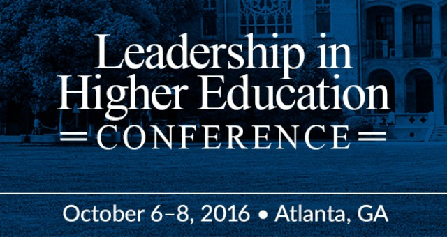 Academic Leadership Conference