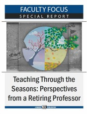 Download Teaching Through the Seasons: Perspectives from a Retiring Professor.