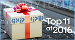 Top 11 articles on Faculty Focus