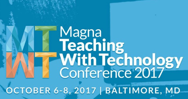 Call for Proposals: 2017 Teaching with Technology Conference