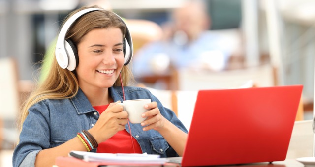 online learning: microlectures
