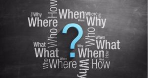 Curiosity - who, what, when, where and why