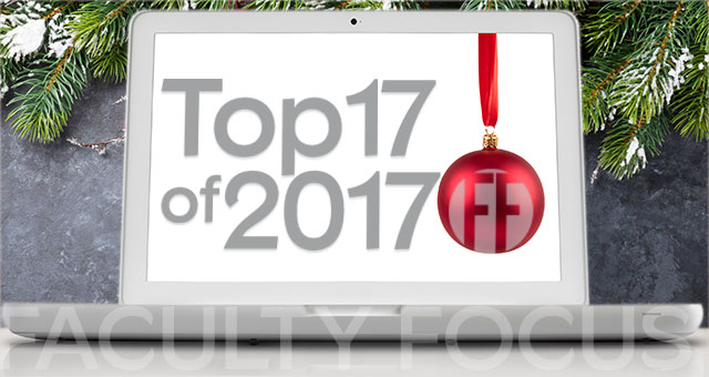 top teaching and learning articles of 2017