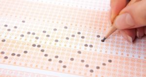 multiple-choice tests