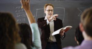 Teaching first