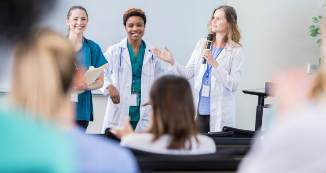 role play medical students