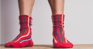 Silly socks featured help students realize that order matters in every day tasks and in math