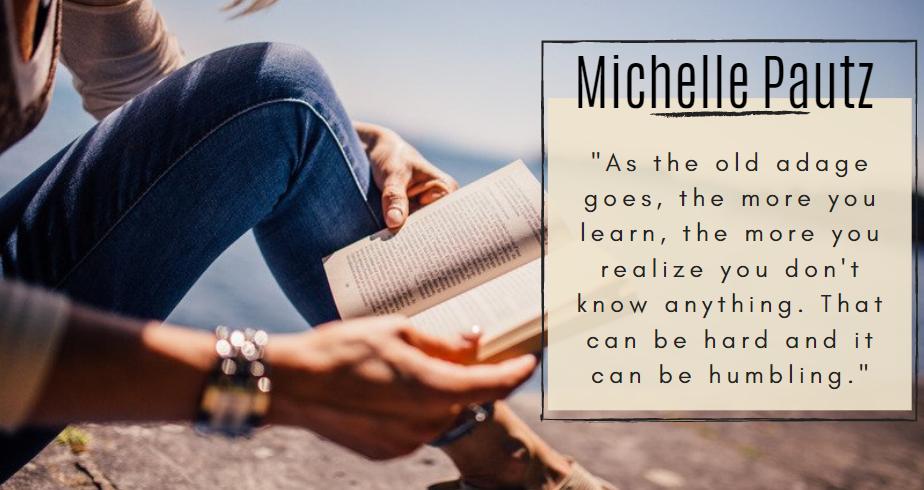 The Focus is You: Michelle Pautz