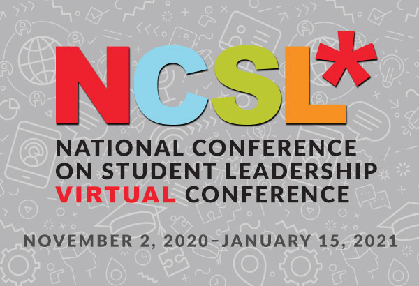 National Conference on Student Leadership Virtual Conference