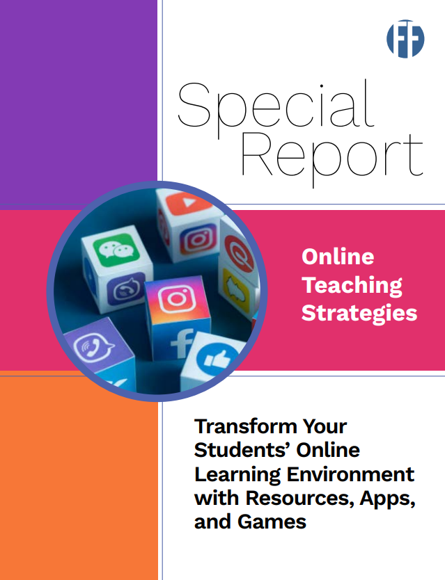transform your students' online learning env