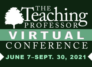 Teaching Professor Virtual Conference 2021